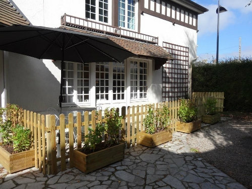 Gite Isigny Sur Mer - 2 people - holiday home  #53143