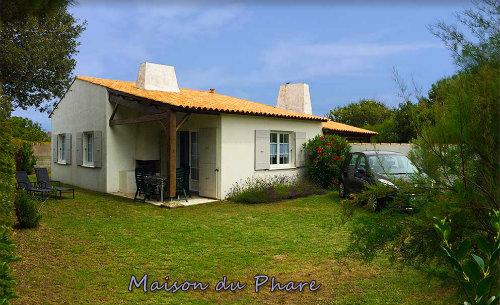 Maison Saint-clément-des-baleines - 4 personnes - location vacances  n°53167