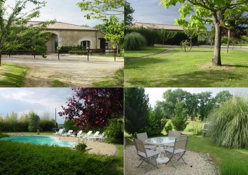 Gite Saint-georges - 6 personnes - location vacances  n°53175