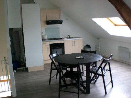 Maison St Léger Aux Bois - 2 personnes - location vacances  n°53182
