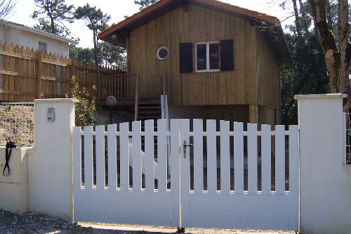 House Lege Cap Ferret - 6 people - holiday home  #53198