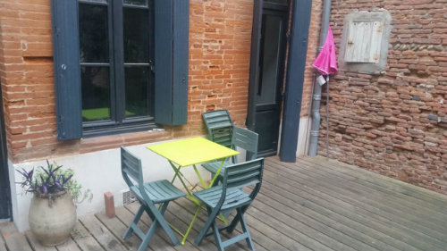 Flat Toulouse - 2 people - holiday home  #53209