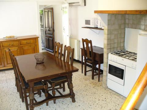 House in Lieuran-cabrieres - Vacation, holiday rental ad # 53234 Picture #1