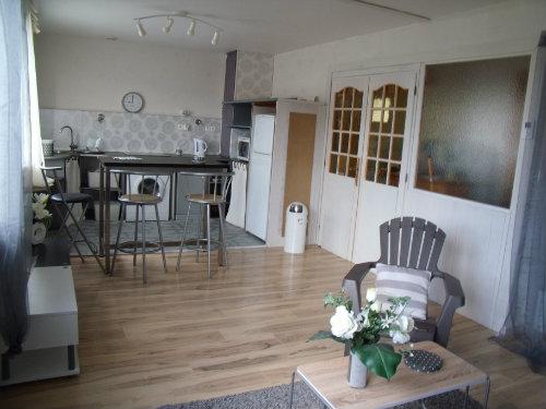 Appartement Brest - 3 personnes - location vacances  n°53238