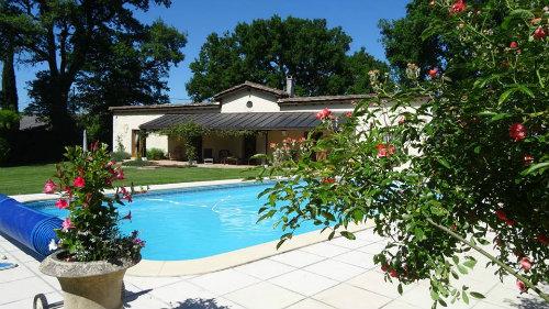 Gite in Valeilles voor  5 •   met privé zwembad
