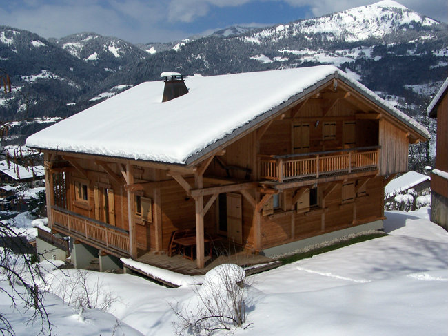 Chalet in Samoëns for   14 •   with balcony