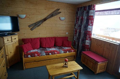 Appartement in La plagne voor  5 •   1 slaapkamer