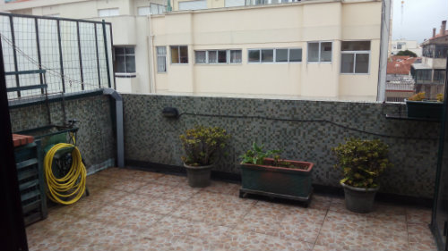 Flat in Porto for   2 •   with terrace   #53345