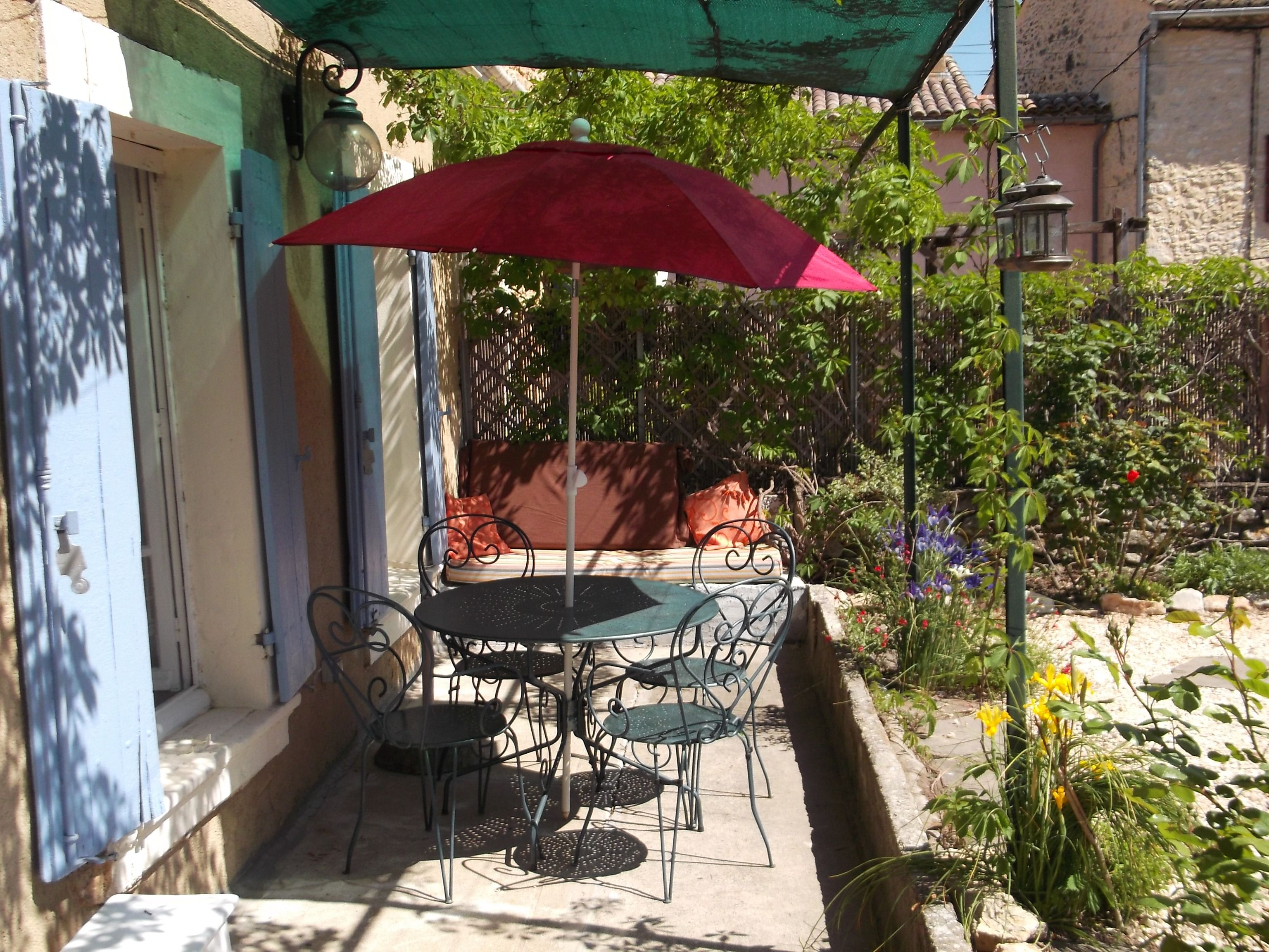 Huis Goudargues - 4 personen - Vakantiewoning  no 53356