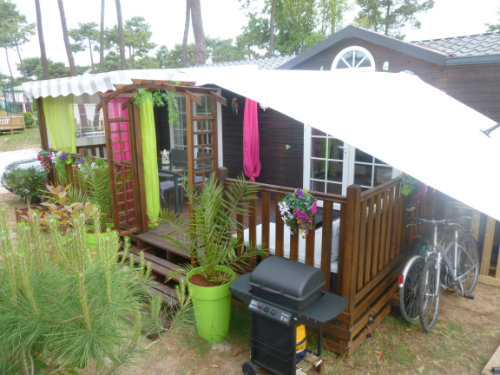 Mobile home in La Palmyre - Vacation, holiday rental ad # 53372 Picture #1