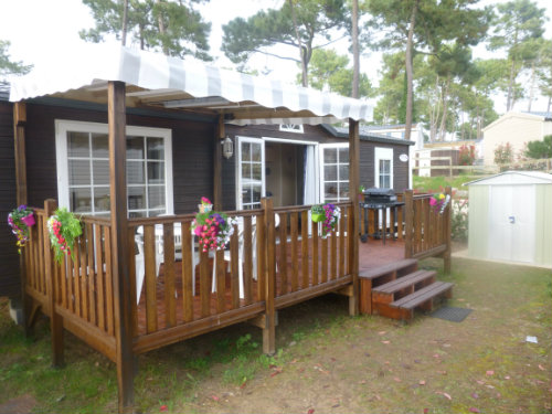 Mobile home in La Palmyre - Vacation, holiday rental ad # 53372 Picture #14