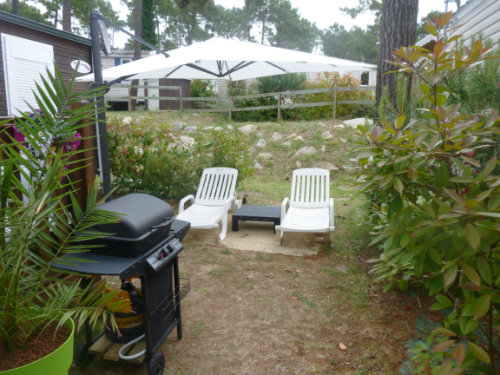 Mobile home in La Palmyre - Vacation, holiday rental ad # 53372 Picture #3
