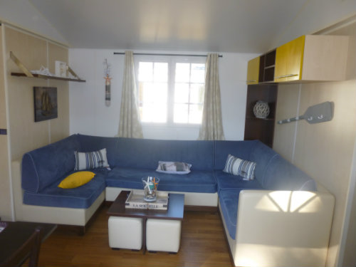 Mobile home in La Palmyre - Vacation, holiday rental ad # 53372 Picture #4