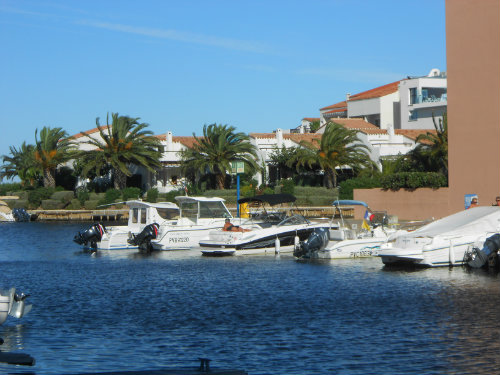 St cyprien plage -    Aussicht auf See