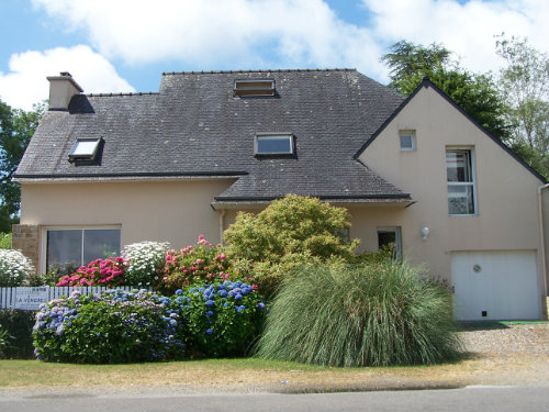 House Fouesnant - 7 people - holiday home  #53411