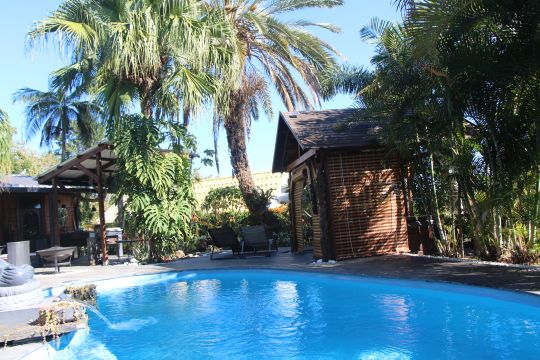 Chalet in SAINT PAUL - ILE DE LA REUNION - Vacation, holiday rental ad # 53438 Picture #10