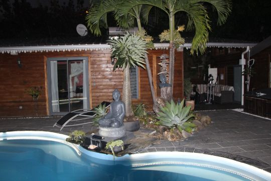Chalet in SAINT PAUL - ILE DE LA REUNION - Vacation, holiday rental ad # 53438 Picture #14