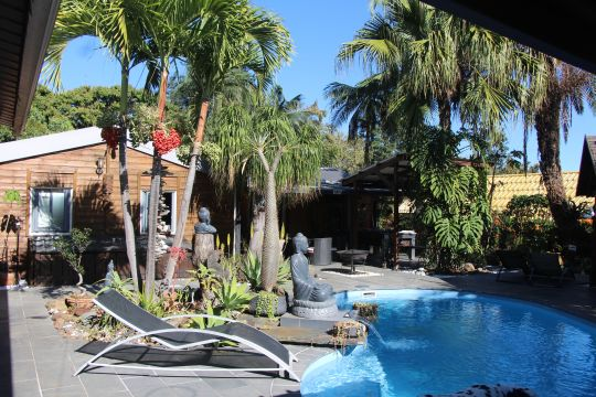 Chalet in SAINT PAUL - ILE DE LA REUNION - Vacation, holiday rental ad # 53438 Picture #8