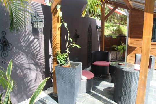 Chalet Saint Paul - Ile De La Reunion - 2 personnes - location vacances  n°53438