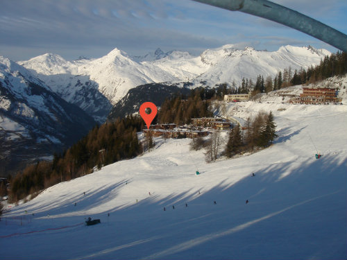 Chalet in Bourg Saint Maurice - Vacation, holiday rental ad # 53474 Picture #2