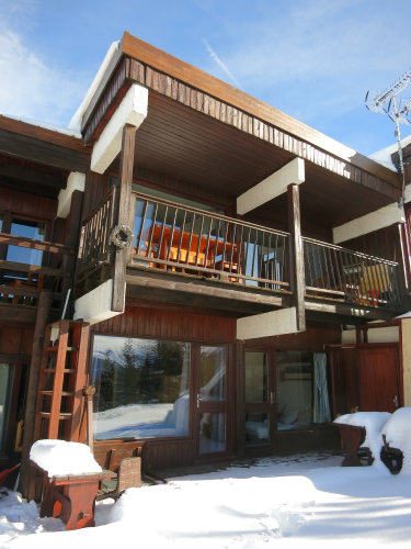 Chalet in Bourg Saint Maurice - Vacation, holiday rental ad # 53474 Picture #0