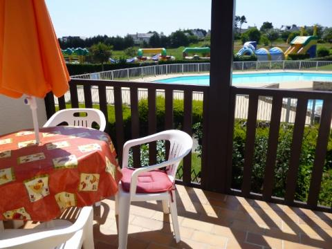 Flat Le Pouldu - 4 people - holiday home  #53481