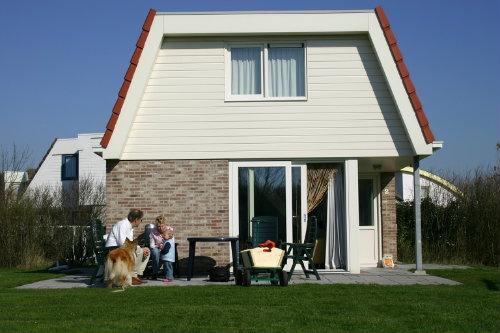 Haus in Dishoek(vlisssingen) für  5 •   Haustiere erlaubt (Hund, Katze... )