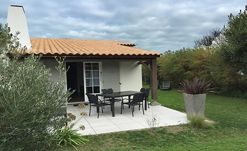 House Saint-clément-des-baleines - 4 people - holiday home  #53510
