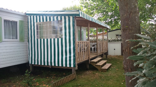 Mobile home 8 people Gastes - holiday home  #53522