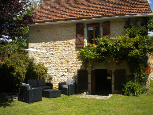House Sabadel-lauzès - 4 people - holiday home  #53570