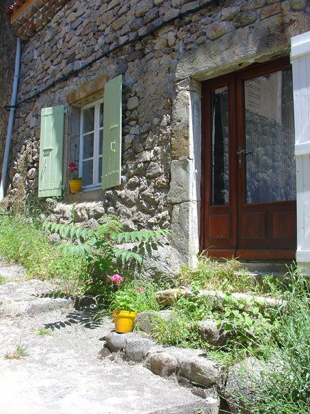 Gite Dunière Sur Eyrieux - 4 personnes - location vacances  n°53574