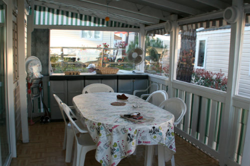 Mobile home in Les mathes  - Vacation, holiday rental ad # 53586 Picture #2