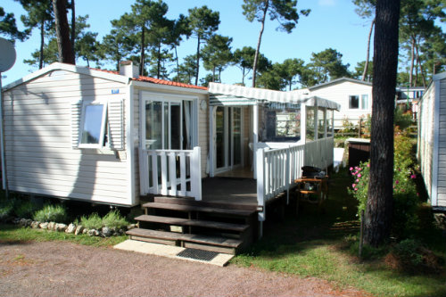Mobile home Les Mathes  - 8 people - holiday home  #53586