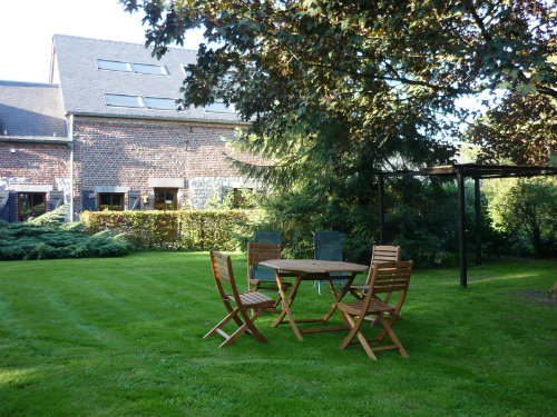 Gite Froidchapelle - 5 personen - Vakantiewoning  no 53609