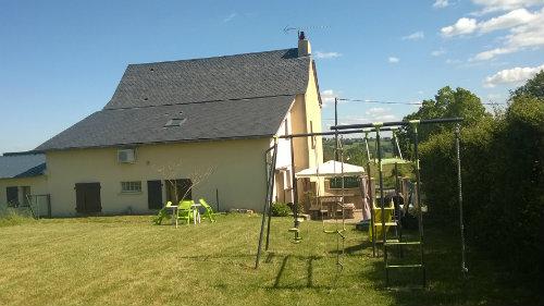 Gite à Najac pour  6 •   avec terrasse