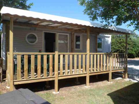 Mobile home in vias - Vacation, holiday rental ad # 53634 Picture #1