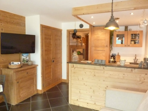 Chalet in Sainte foy tarentaise for   4 •   1 bedroom   #53691