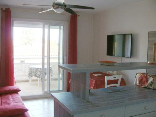 Appartement Saint-cyprien Plage - 4 personnes - location vacances  n°53698