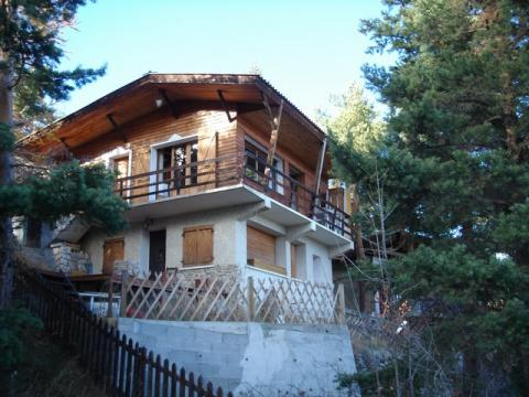 Appartement à Praloup pour  6 •   avec balcon   n°53699