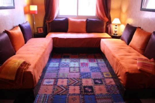 Appartement Marrakech - 5 personnes - location vacances  n°53760