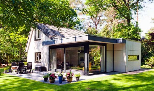 Maison à Nunspeet pour  4 •   avec terrasse