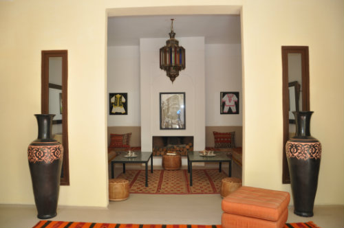 Gite 13 people Marrakech - holiday home  #53779