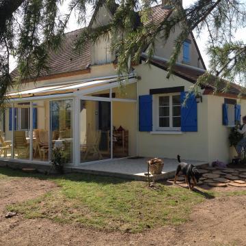 Gite Saint Hilaire Fontaine - 12 personnes - location vacances  n°53781