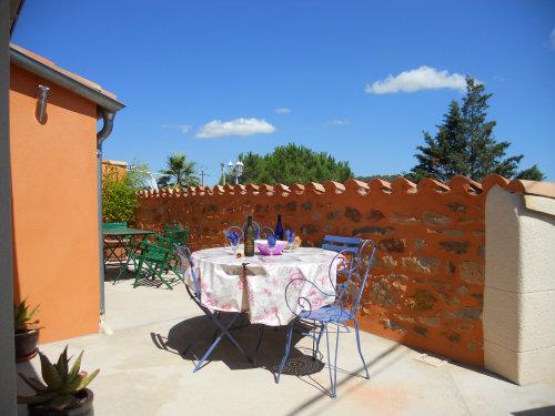 Maison Cébazan - 4 personnes - location vacances  n°53782