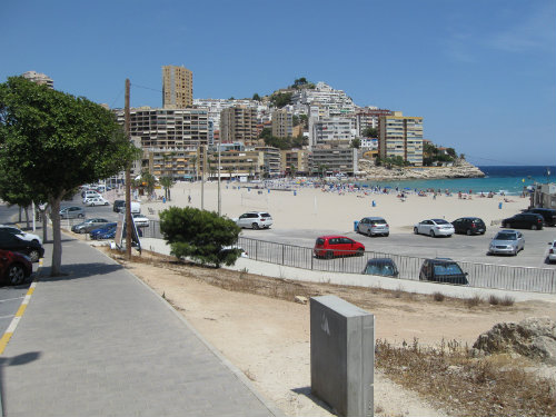 Flat in Benidorm (la cala finestrat) for   4 •   2 bedrooms   #53828