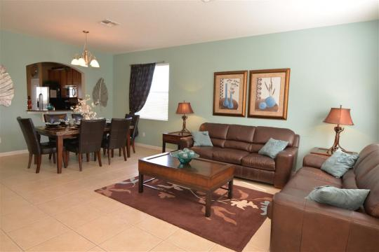 Maison Kissimmee - 12 personnes - location vacances  n°53838