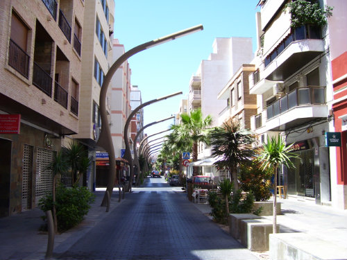Flat in Torrevieja - Vacation, holiday rental ad # 53848 Picture #3