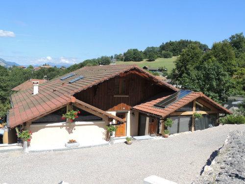 Chalet Mont-saxonnex - 10 personen - Vakantiewoning