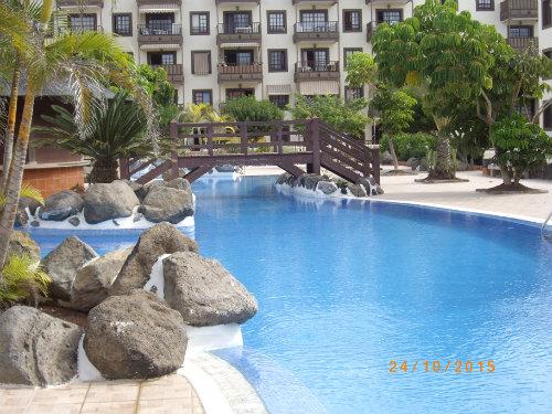 Apartamento en Costa del silencio para  4 •   1 dormitorio