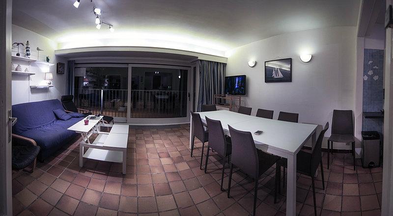 Flat Saint Idesbald - 8 people - holiday home  #53928